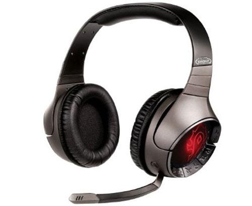 Creative unveils Sound Blaster Wireless Headset for World of Warcraft