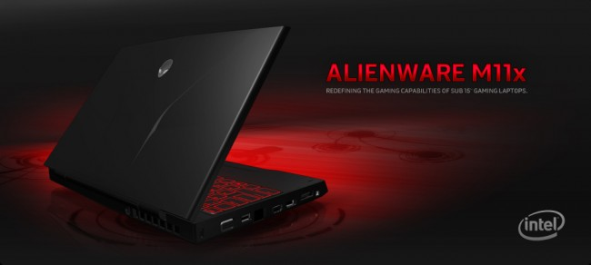 Alienware M11x specs leaked, can be had for preorder now, deploying March 1st