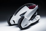 Honda 3R-C concept electric personal mobility vehicle debuts in Geneva
