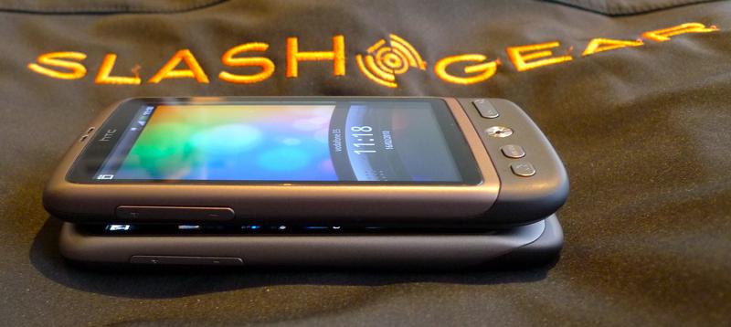 HTC Desire Hands-on