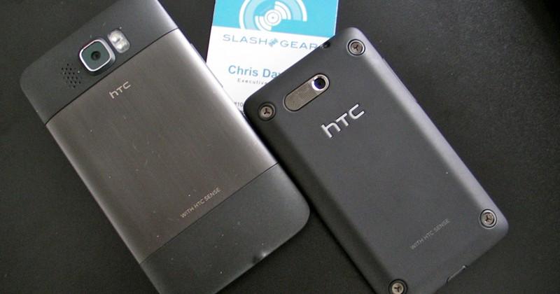 HTC HD Mini Hands-on