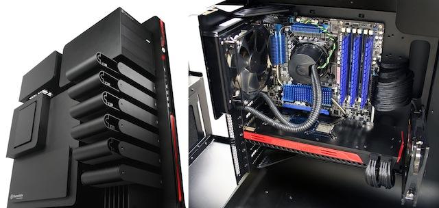 Thermaltake Level 10 iBUYPOWER PC gets liquid-cooling update