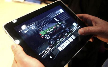 Apple iPad PowerVR SGX graphics confirmed