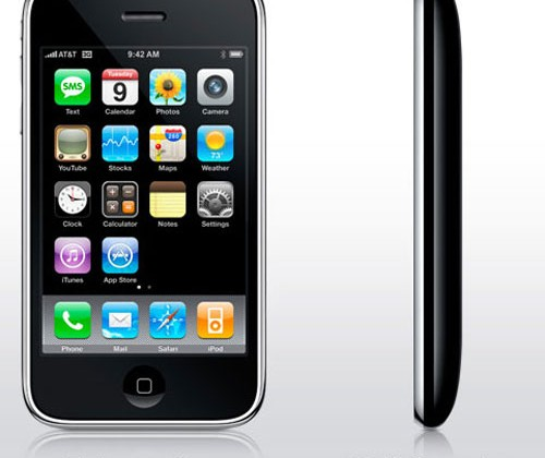 iPhone takes 3rd in smartphone sales for 2009
