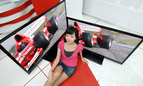 LG unveils new Skinny Frame plasma HDTVs 25mm thick