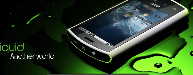Acer Liquid e Android phone