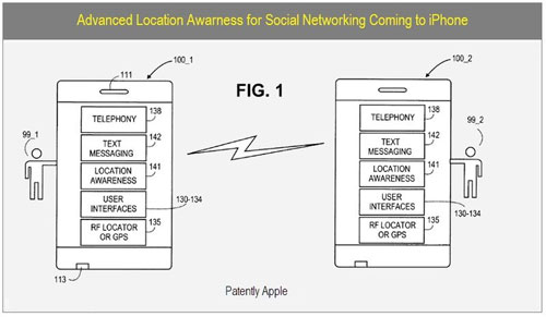iPhone to get location based social networking and video calling
