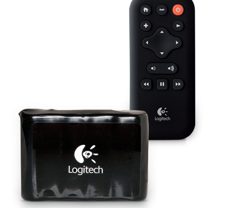 Logitech Squeezebox Radio Accessory Pack adds battery & remote for $50