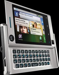 Motorola DEVOUR coming to Verizon