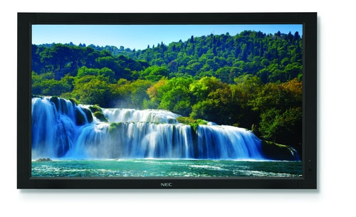 Huge NEC P701 70-inch display unveiled with a huge price to match