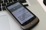 Nexus One update enables multitouch, Google Goggles, 3G fixes
