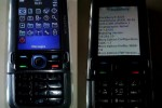 Nokia 5700 running BlackBerry OS 4? [Video]