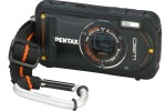 Pentax Optio W90 waterproof digital camera breaks cover