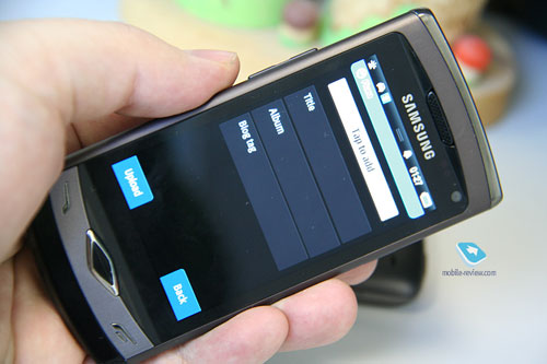 Samsung Wave S8500 gets previewed