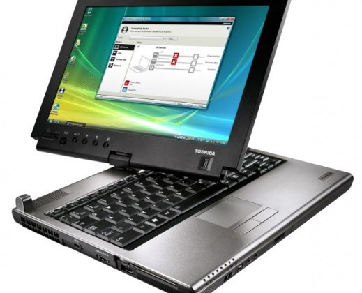 Toshiba announces pricing and availability for Portégé M780 convertible and Satellite Pro U500