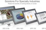 Wacom adds new DTU-2231 and DTU-1631 interactive pen displays to line