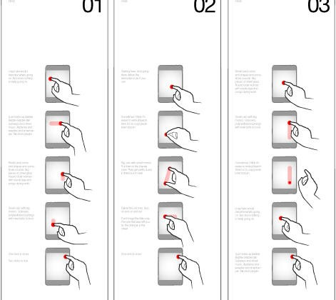 Windows Mobile 7 UX concepts tip native multitouch