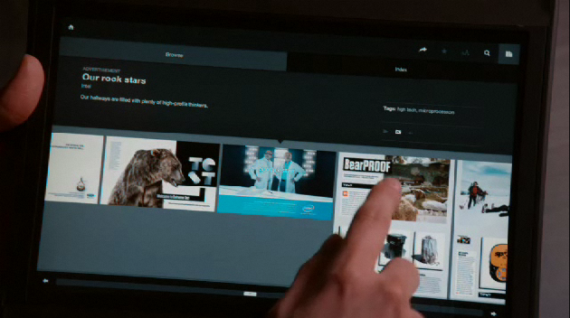 Wired Magazine: iPad edition [Video]