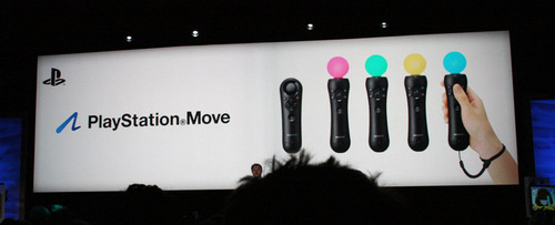 Sony officially launches Playstation Move motion controller, available in Fall 2010