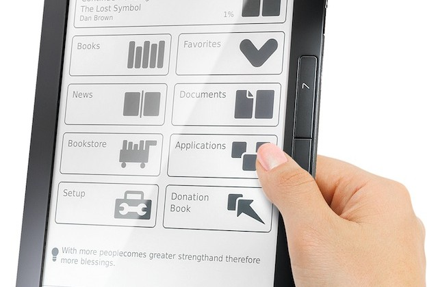 ASUS DR-900 ereader launches: 9-inch E Ink & optional 3G