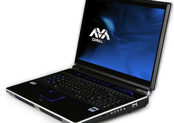 """Clevo X8100 is latest challenger for """"most powerful notebook"""" title"""