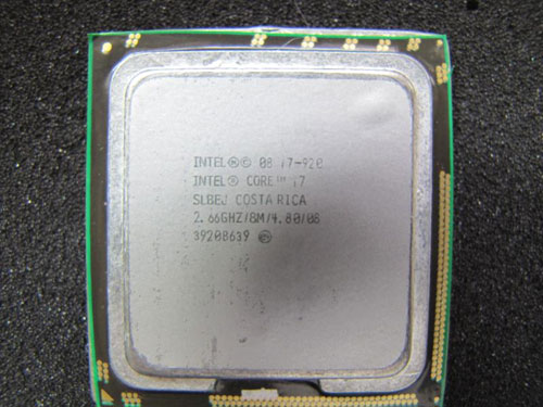 Newegg Responds With Official Statement Regarding Fake Core i7-920 Processors