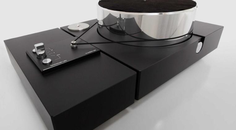 DaVinci Audio Labs UniSon MK II turntable: heavy build, heavy price