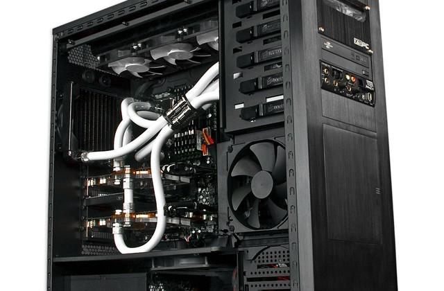 Digital Storm BlackOPS PC overclocks Core i7-980X to 4.44GHz