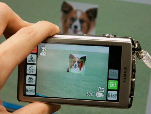 FujiFilm Finepix Z700 Brings Pet Detection to the Camera Game ...