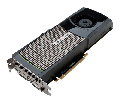NVIDIA GeForce GTX 470/480 Graphics Cards Break Cover