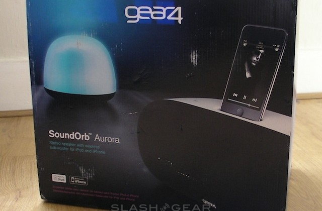 Gear4 SoundOrb Aurora Review
