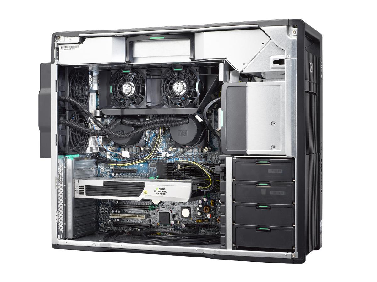 HP EliteBook 8740w and Z200, Z400, Z600 & Z800 workstations get