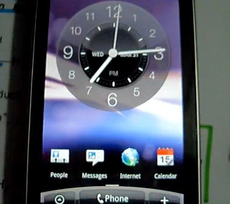 HTC Diamond2 gets Android 2.1 with HTC Sense [Video]