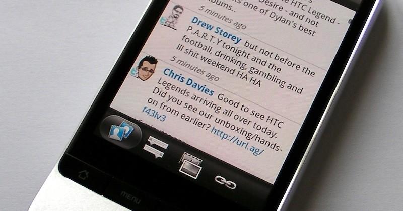 HTC Legend review