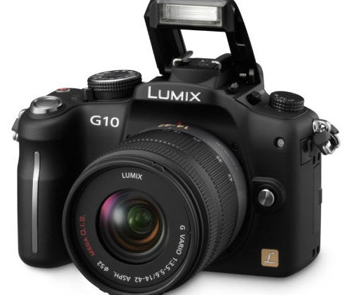 Panasonic DMC G10 and G2 Get Official Announcement