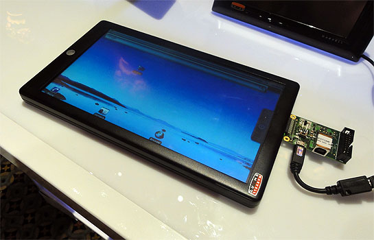 Marvell Shows Off Android Tablet, Could Ship Later This Year