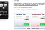 T-Mobile HTC HD2 on sale now