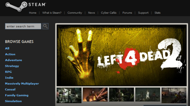 Valve confirms Steam platform coming to Macs in April