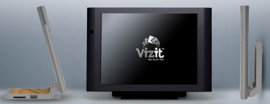Vizit wireless photo frame on sale; AT&T data plans detailed