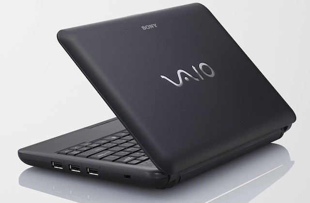 Sony VAIO M entry-level N450 netbook announced