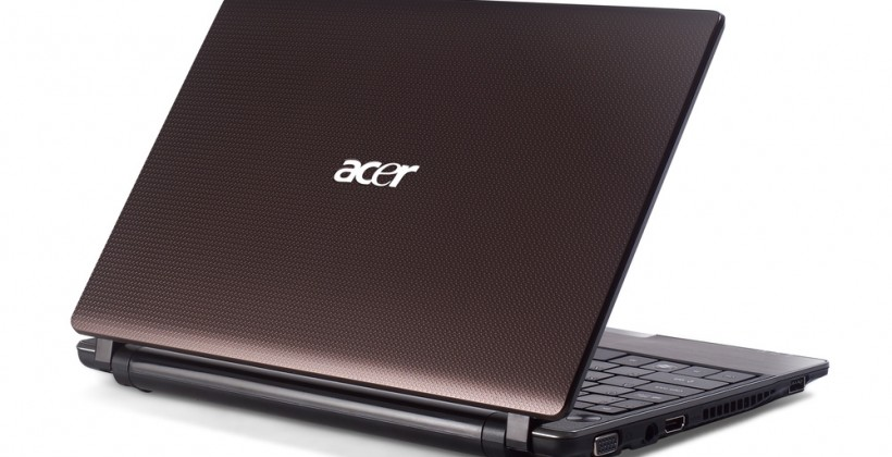 Acer Aspire TimelineX Calpella notebooks debut March 22nd