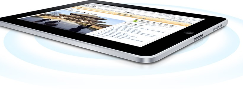 iPad gets open ePUB support; 3G control detailed