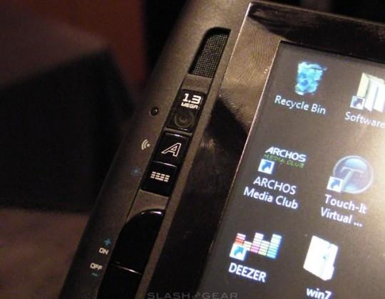 Archos 9 PC Tablet gets Atom Z515 1.2GHz update