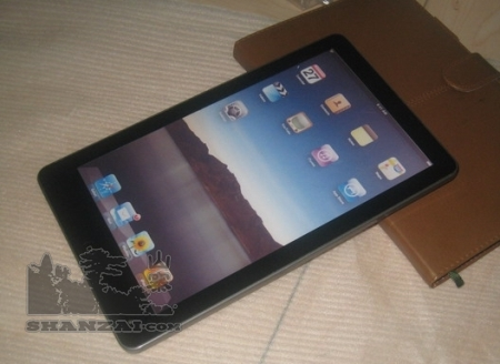 iPad clone wraps Android in Apple UI