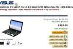 ASUS Eee PC 1201T barebones gets $390 sticker