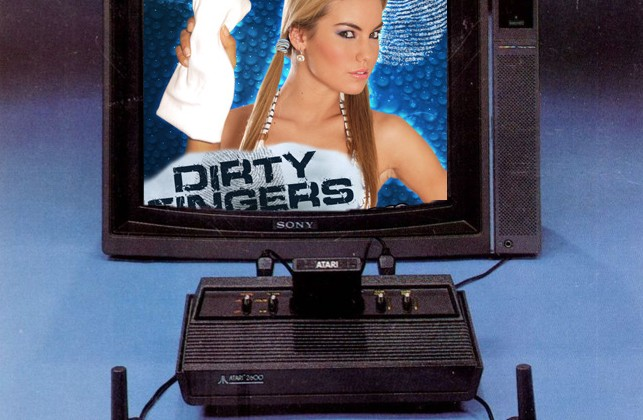 Dirty Fingers Sexy Screen Wash and ET: more in common than you think