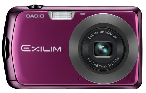 Casio EX-S7 and EX-Z35 EXILIM digital cameras debuted