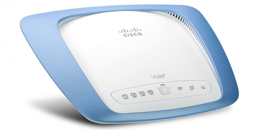 Cisco Valet easy-setup routers & Linksys E-Series routers debut