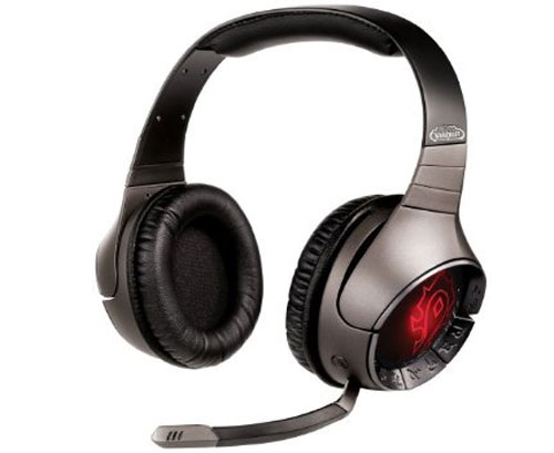 Creative Sound Blaster WoW headsets now shipping