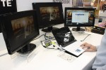 Gigabyte BookTop M1305 & M1405 with external GPU docks get video demo